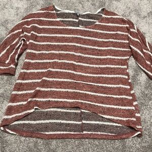 Charlotte Russe High Low Medium Sweater